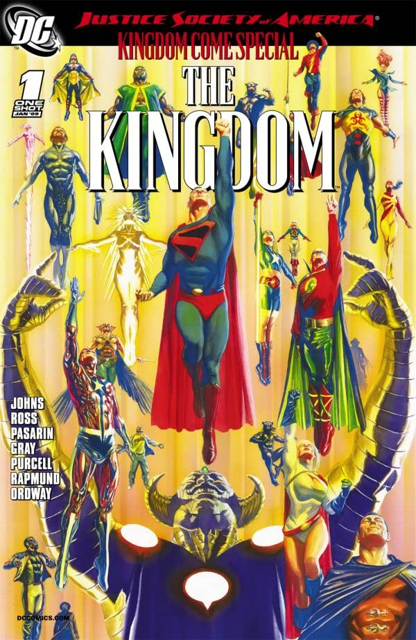 JSA Kingdom Come: The Kingdom