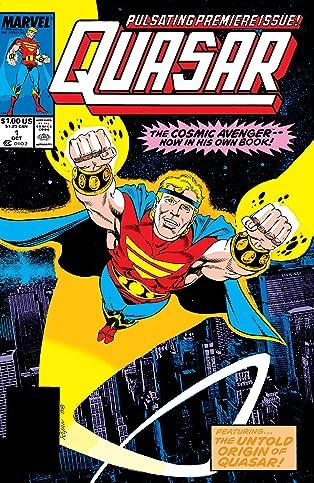 Quasar (1989-1994) #1
