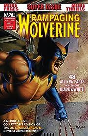 Rampaging Wolverine (2009) No.1