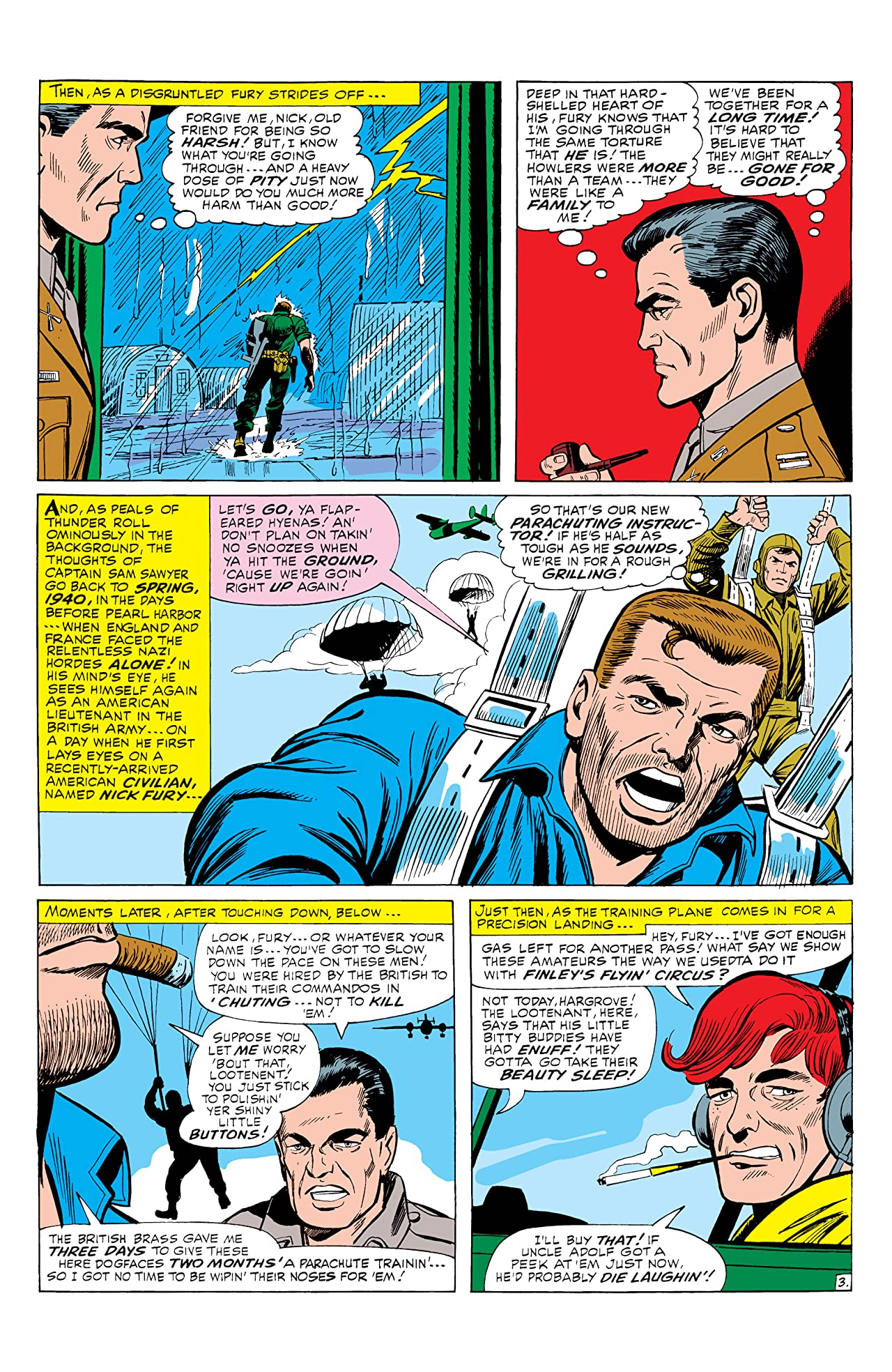 Sgt. Fury and His Howling Commandos (1963-1974) #34