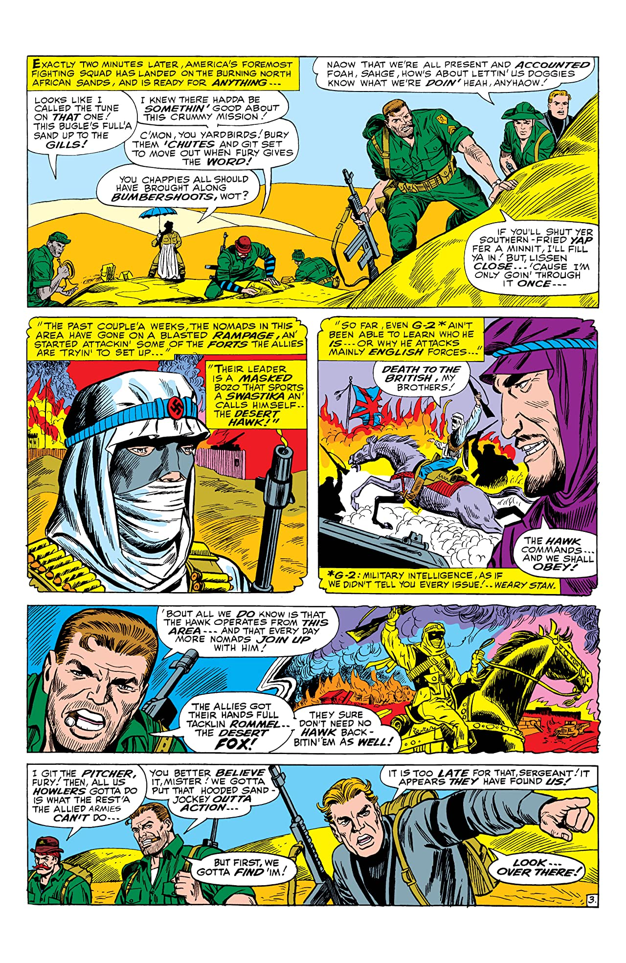Sgt. Fury and His Howling Commandos (1963-1974) #37