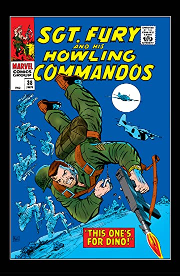 Sgt. Fury and His Howling Commandos (1963-1974) #38