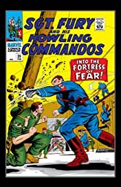 Sgt. Fury and His Howling Commandos (1963-1974) #39