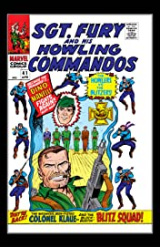 Sgt. Fury and His Howling Commandos (1963-1974) #41