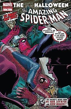 Spider-Man: The Short Halloween (2009) No.1