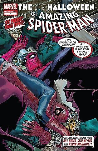 Spider-Man: The Short Halloween (2009) #1