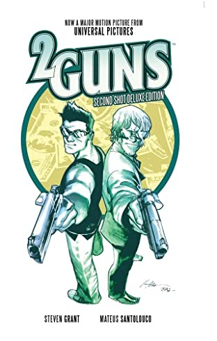 2 Guns Second Shot Deluxe Edition