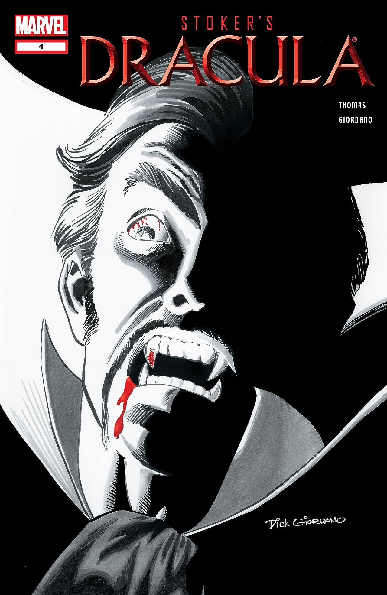 Stoker's Dracula (2004-2005) #4 (of 4)