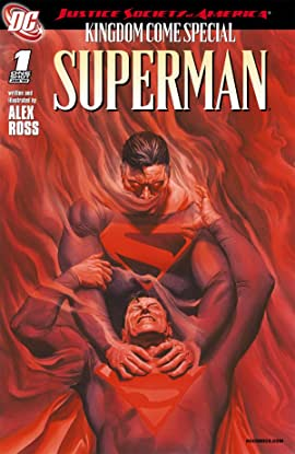 JSA Kingdom Come: Superman