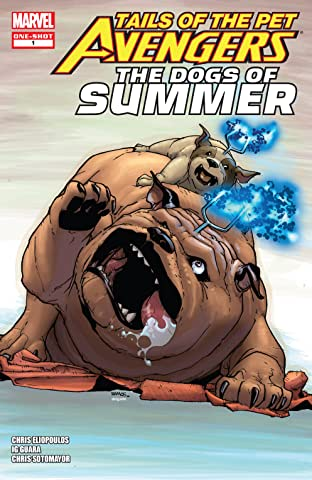 Tails of the Pet Avengers: The Dogs of Summer (2010) #1