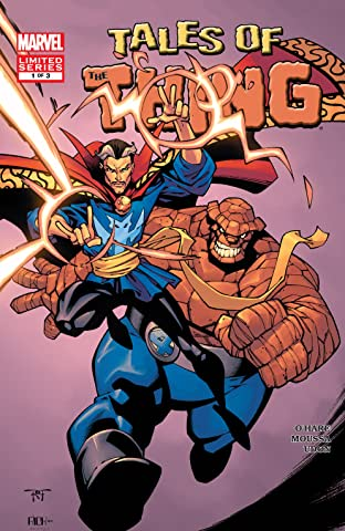 Tales Of The Thing (2005) #1 (of 3)