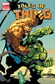 Tales Of The Thing (2005) #2 (of 3)