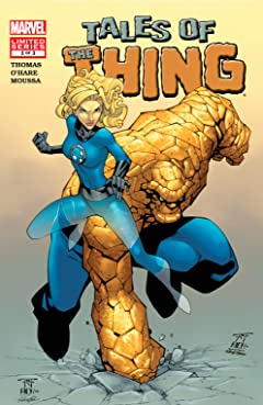 Tales Of The Thing (2005) #3 (of 3)