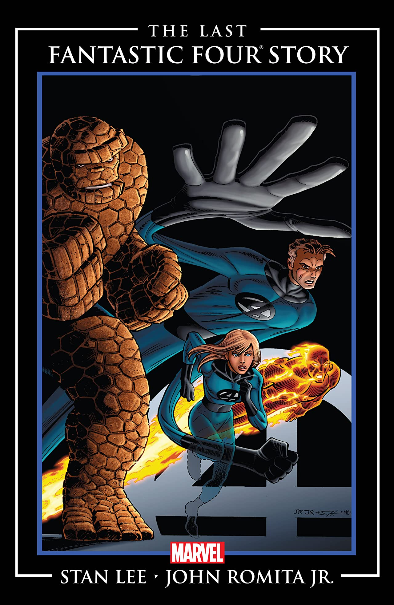 The Last Fantastic Four Story (2007) #1