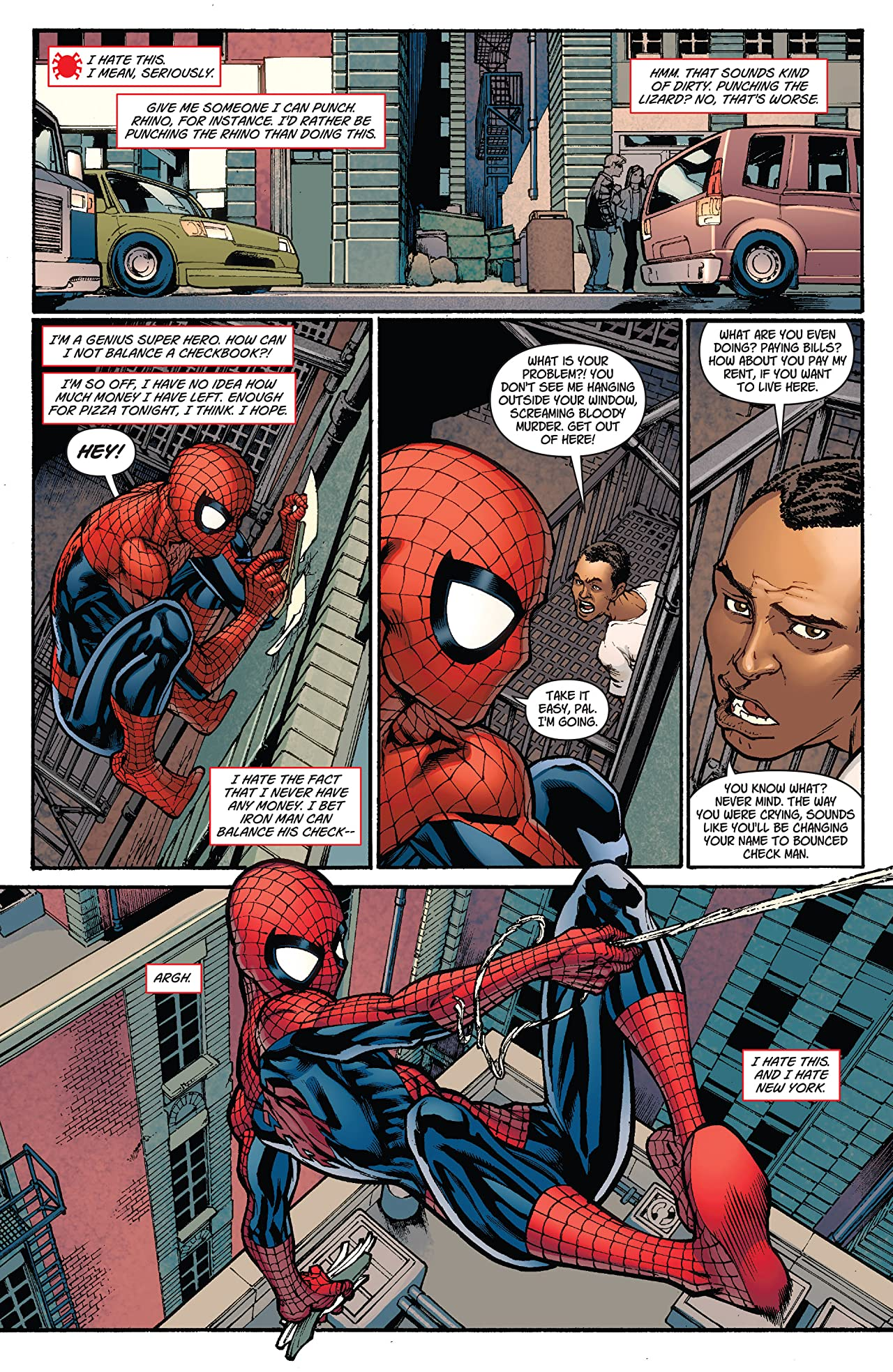 The Many Loves of The Amazing Spider-Man (2010) #1