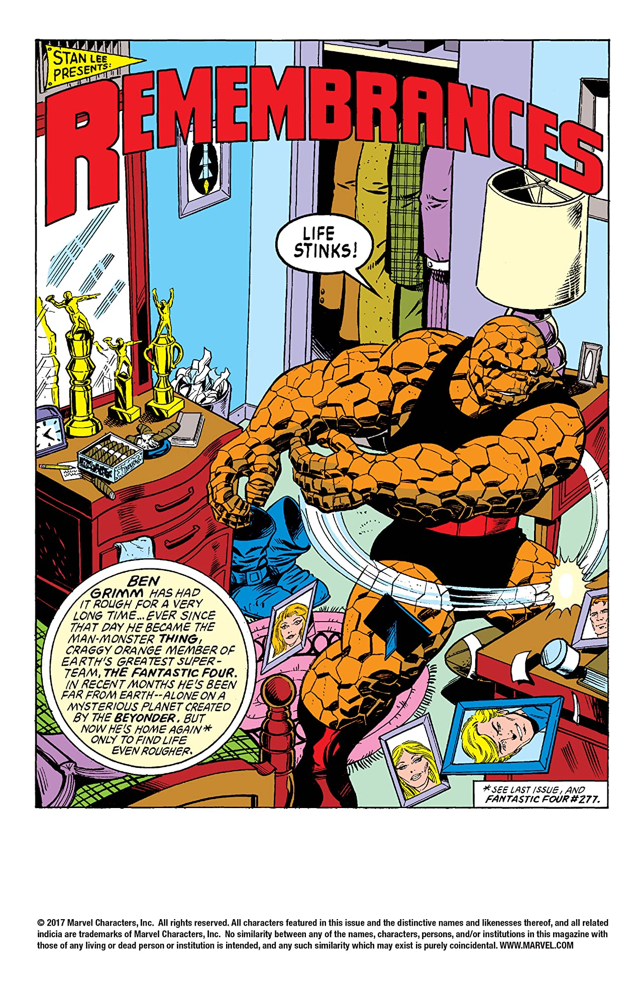 The Thing (1983-1986) #23