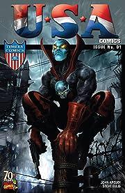 USA Comics 70th Anniversary Special (2009) #1