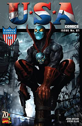 USA Comics 70th Anniversary Special (2009) #1