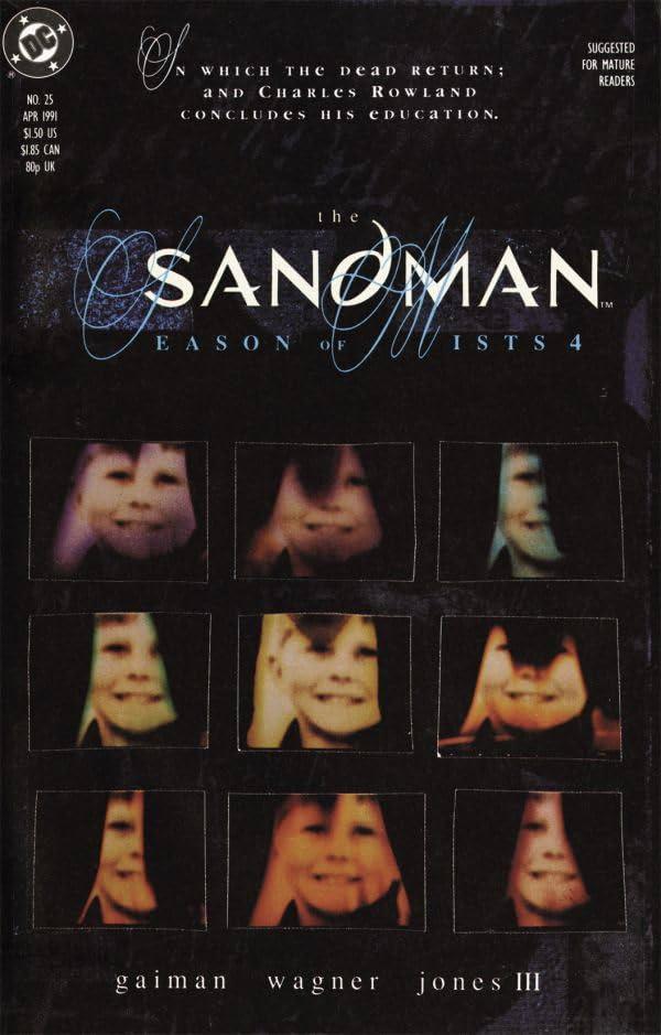 The Sandman #25