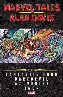 Marvel Tales by Alan Davis