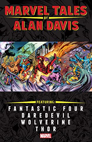 Marvel Tales by Alan Davis