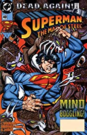 Superman: The Man of Steel (1991-2003) #40
