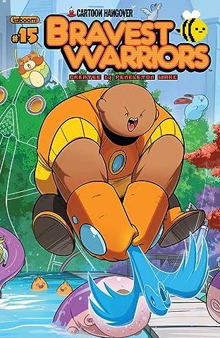 Bravest Warriors No.15