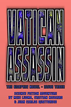 Vatican Assassin - The Graphic Novel #3