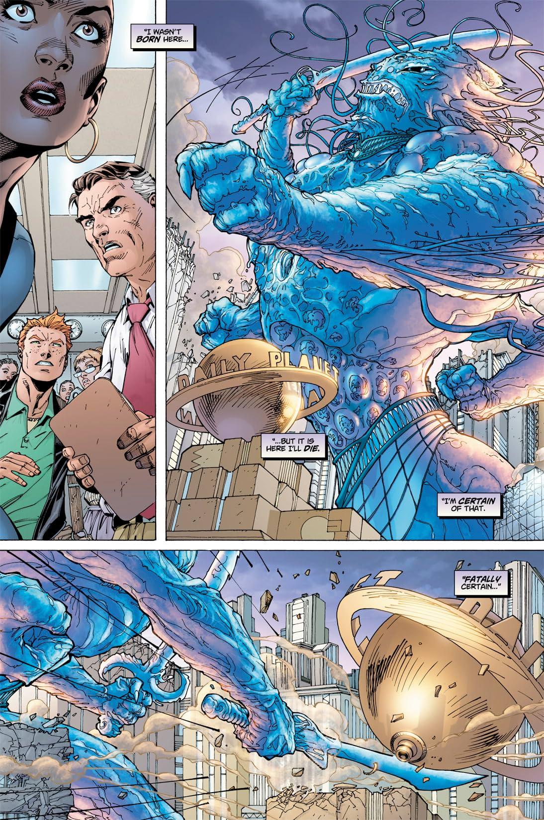 Superman (1987-2006) #209