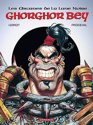Les Arcanes de la Lune noire Tome 1: Ghorghor Bey