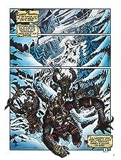 Les Arcanes de la Lune noire Vol. 1: Ghorghor Bey