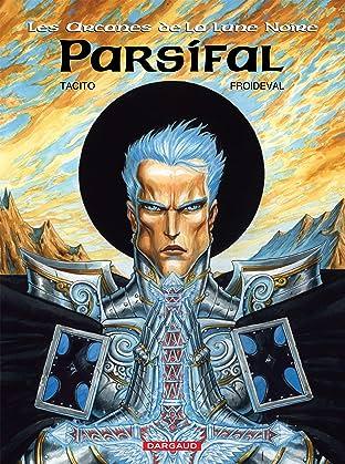 Les Arcanes de la Lune Noire Tome 3: Parsifal