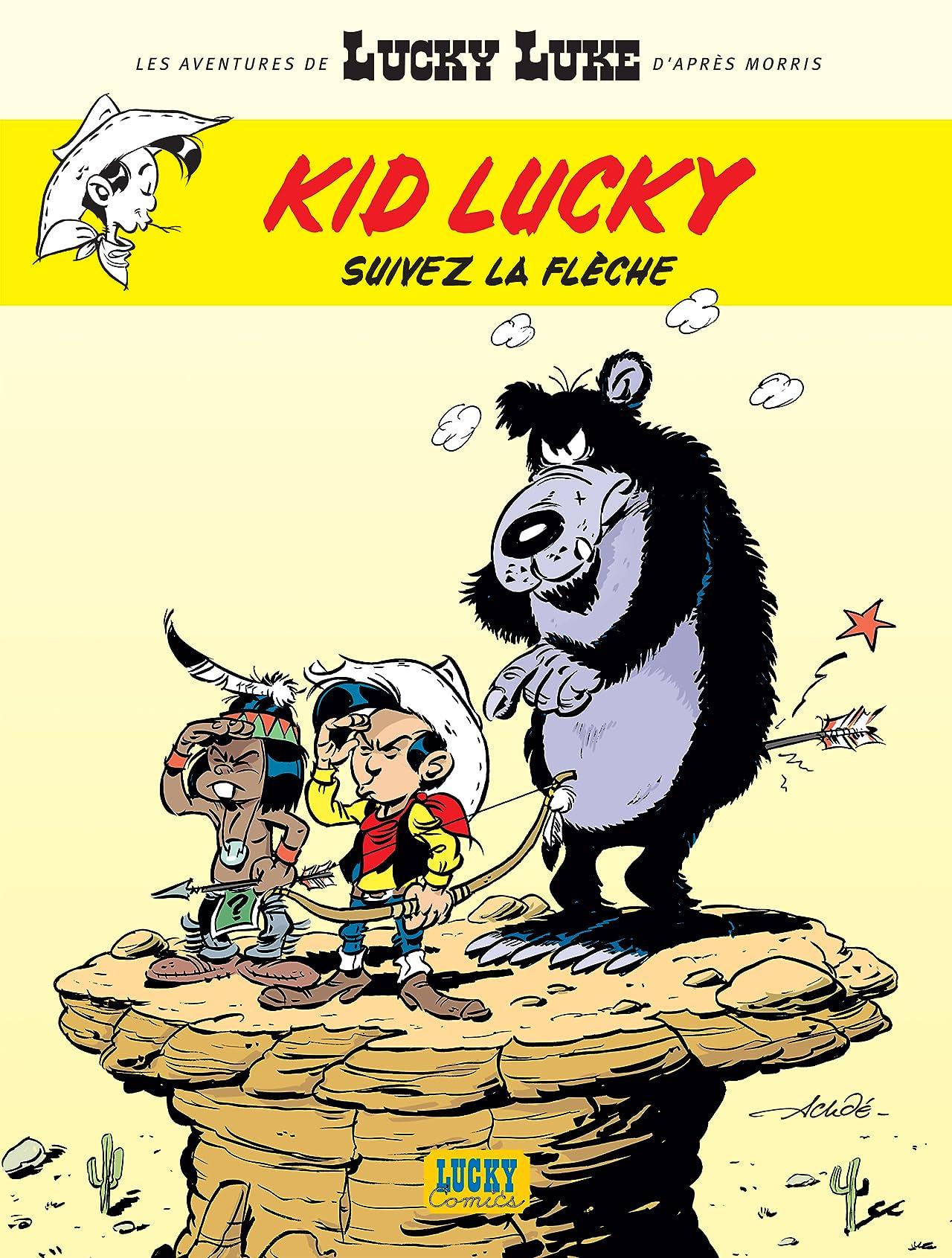 Kid Lucky Vol. 4: Suivez la flèche