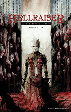 Hellraiser: Anthology Vol. 1