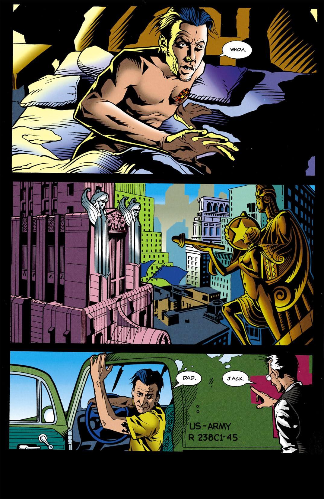 Starman (1994-2001) #20