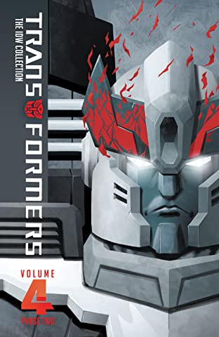 Transformers: IDW Collection - Phase Two Tome 4