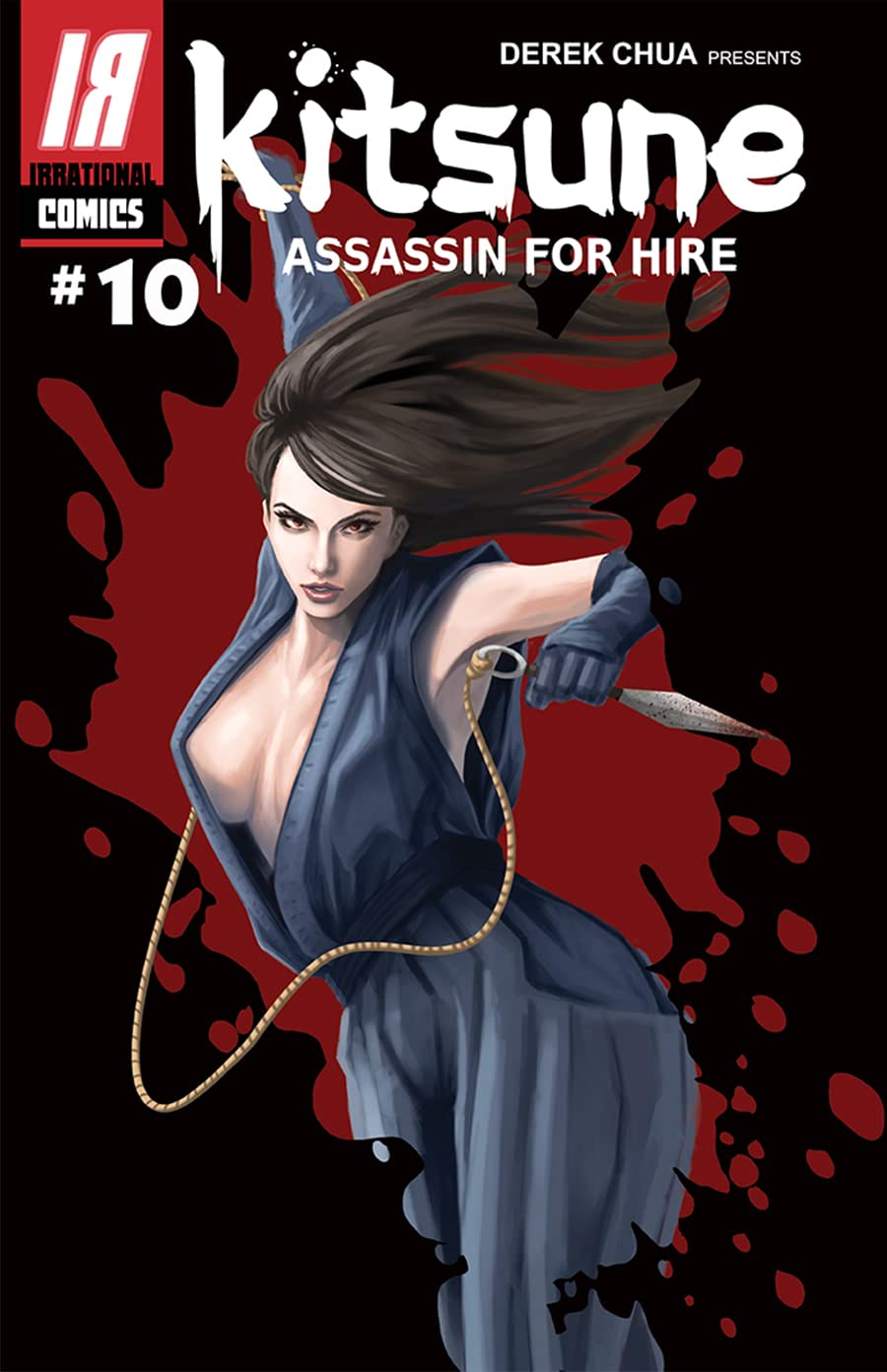 Kitsune: Assassin For Hire #10