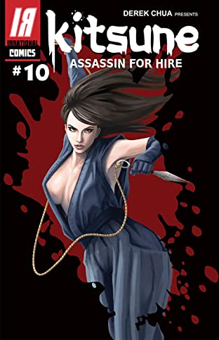 Kitsune: Assassin For Hire #10