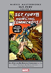 Sgt. Fury Masterworks Vol. 4