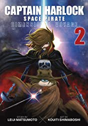 Captain Harlock Space Pirate: Dimensional Voyage Vol. 2