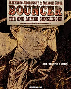 Bouncer Vol. 3: The Injustice of Serpents