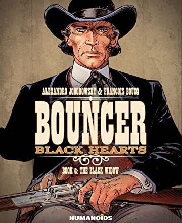 Bouncer Vol. 6: The Black Widow