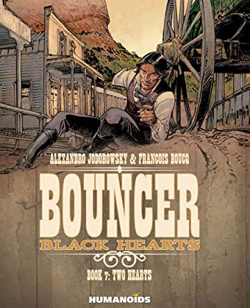 Bouncer Vol. 7: Two Hearts