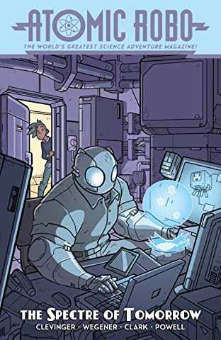 Atomic Robo and the Spectre of Tomorrow No.1