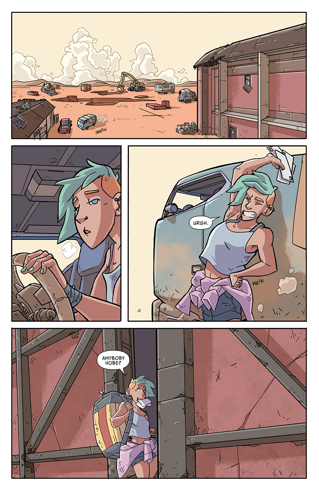 Atomic Robo and the Spectre of Tomorrow #1
