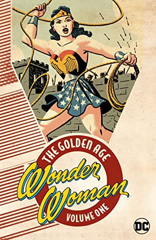 Wonder Woman: The Golden Age Vol. 1