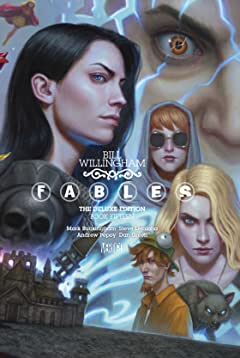 Fables: The Deluxe Edition: Book Fifteen