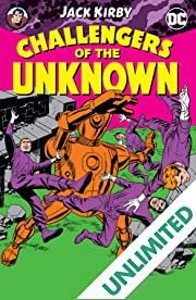 Challengers of the Unknown by Jack Kirby