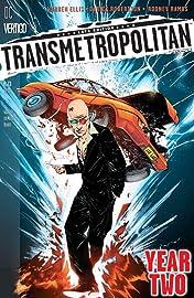 Transmetropolitan #13