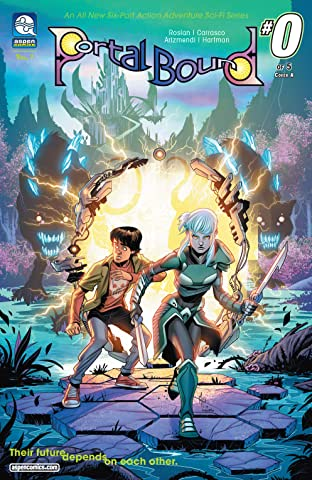 PortalBound Tome 1 No.0